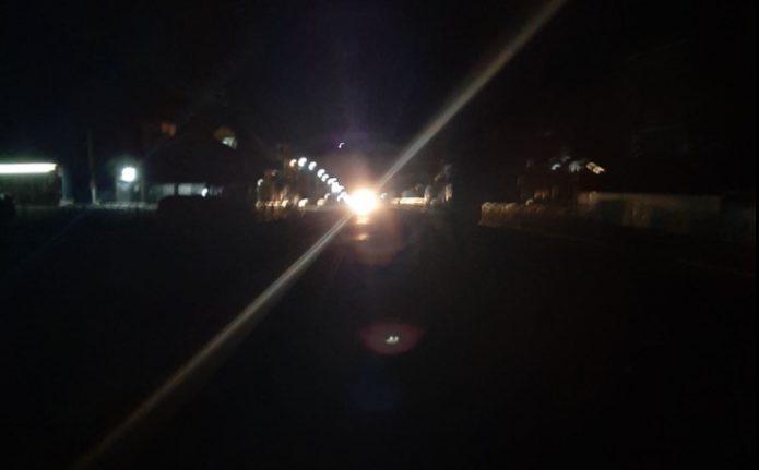 Кіцмань у темряві