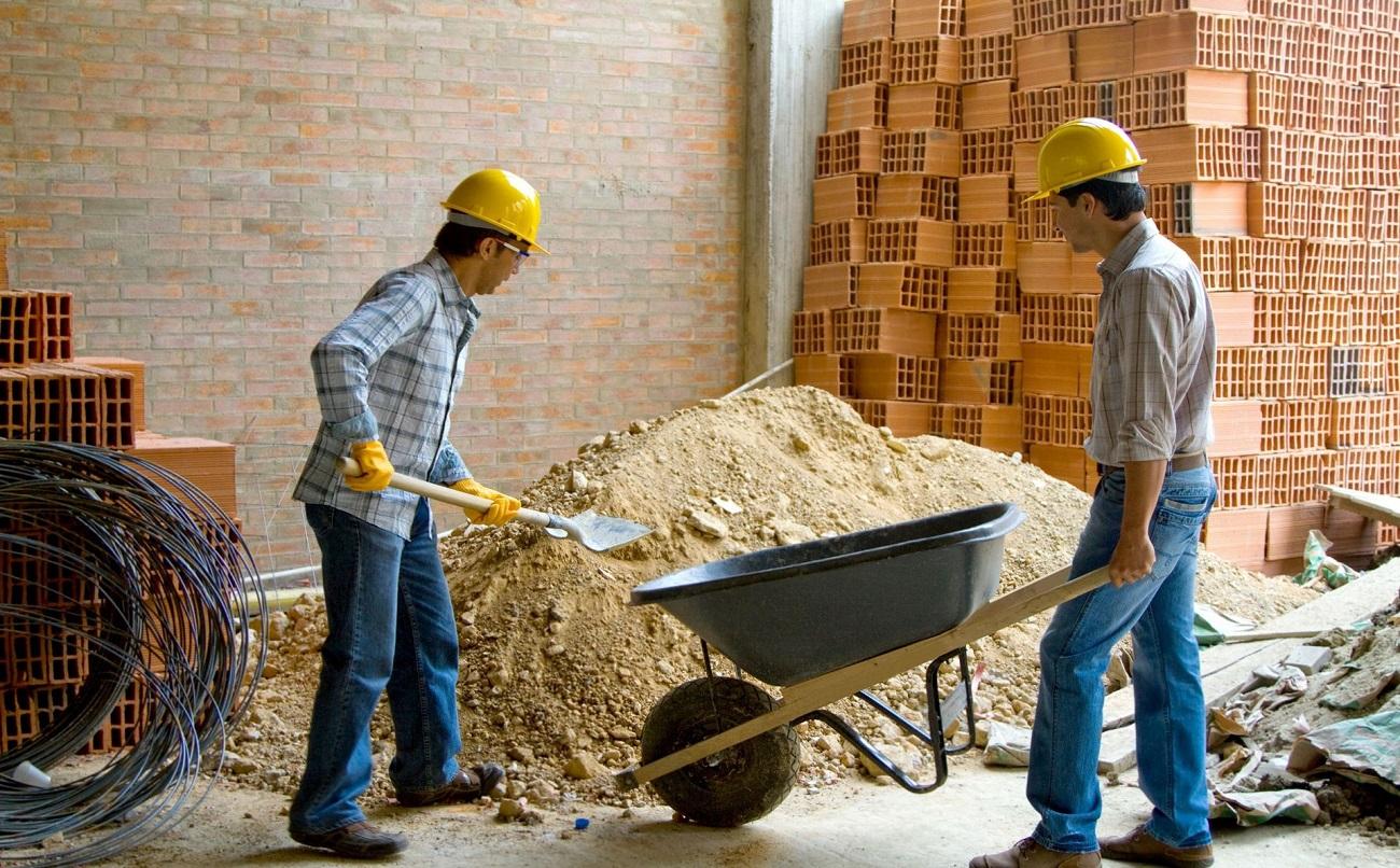 Доступні вакансії для будівельників